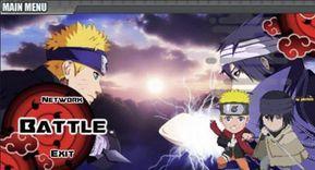 Download Naruto Senki Overcrazy V2 Mod Apk Full Character